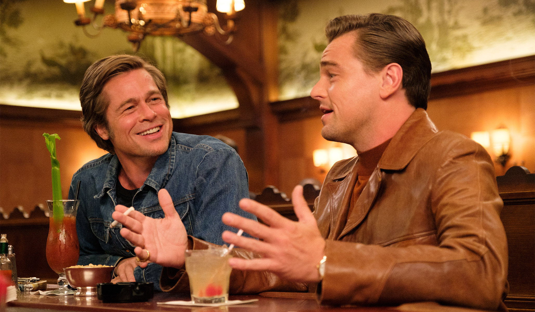 The Shocking Right-Wing Tinge of Once Upon a Time . . . in Hollywood