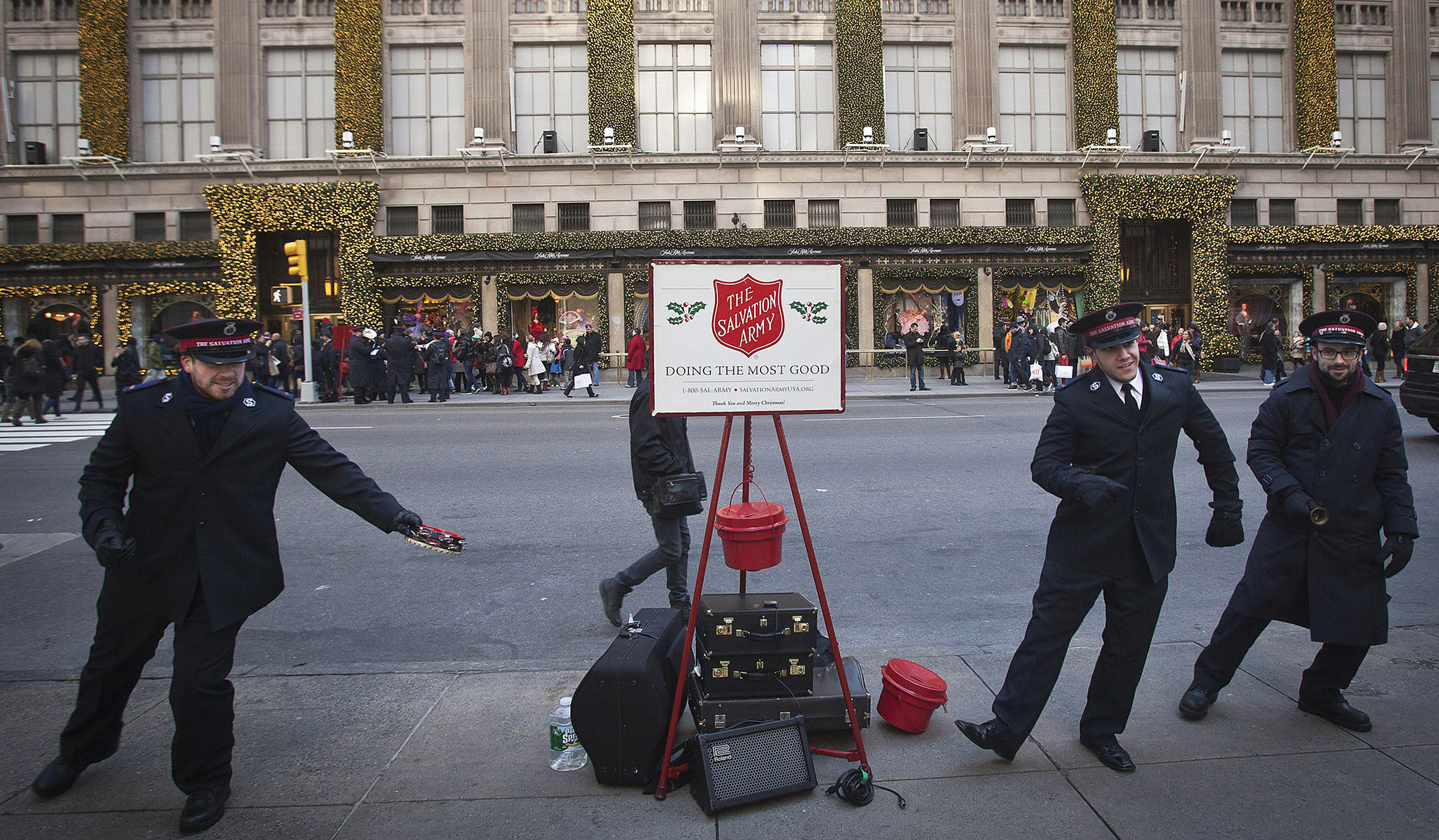 The Salvation Army Is Not Homophobic