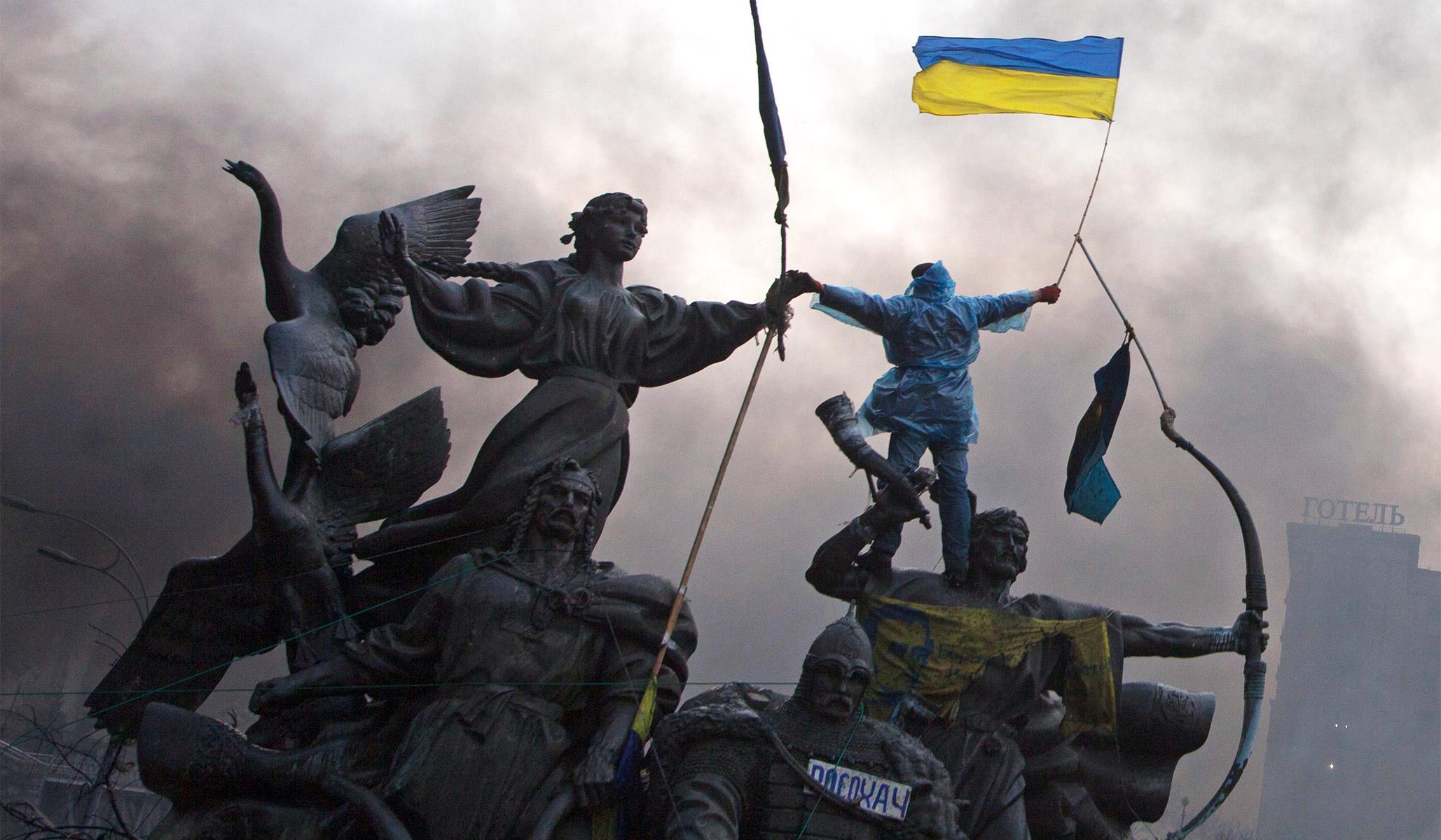 A Turbulent Existence: Ukraine Journal, Part II