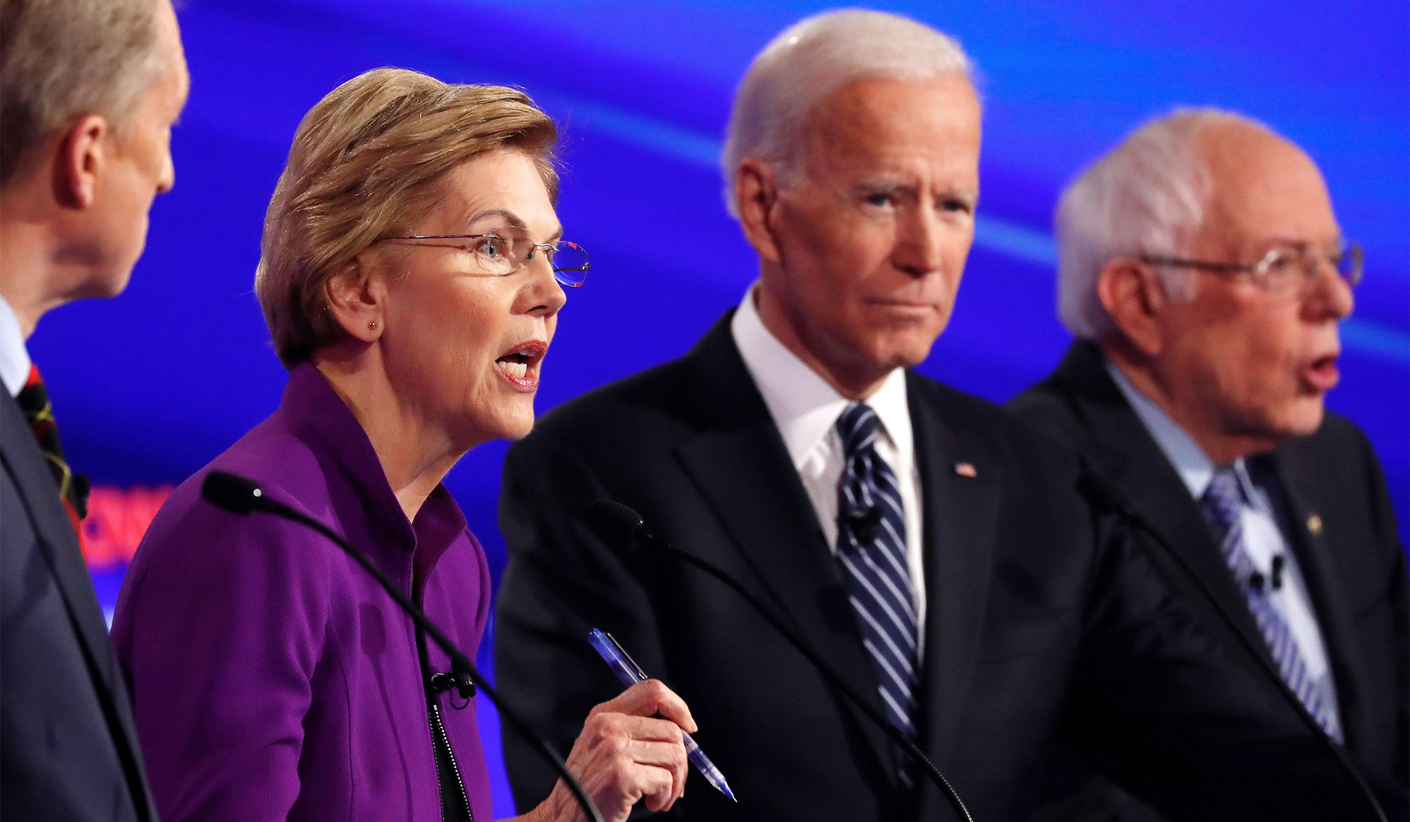 The Great Progressive Duel Ends With Both Candidates Throwing Away Their Shot