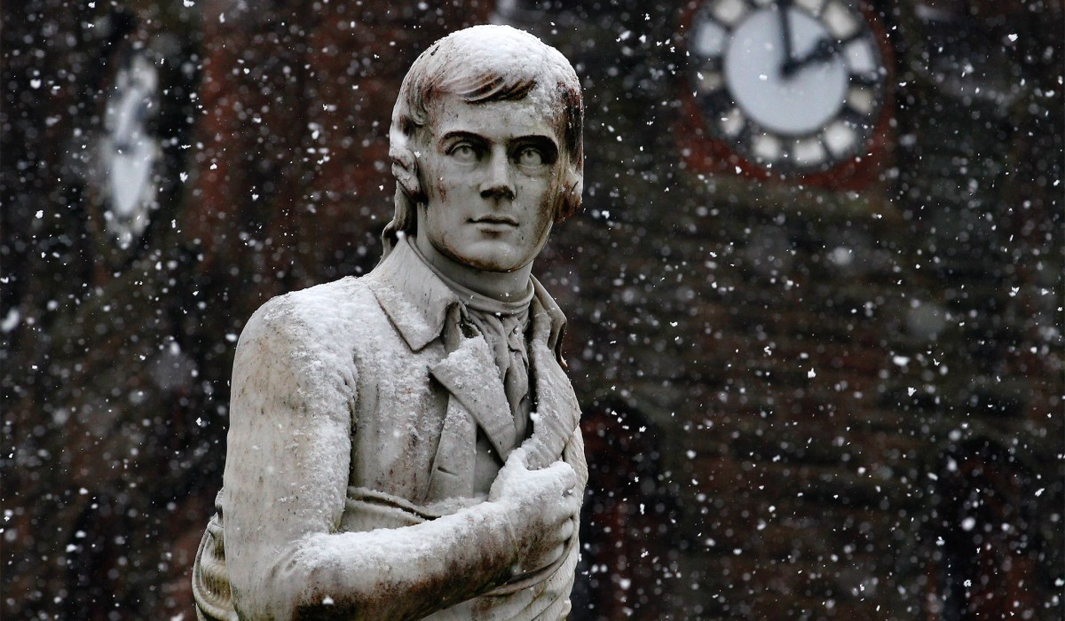 Robert Burns's Antidote for Our Self-Righteous Times   National Review