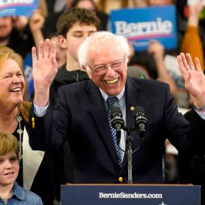 Nevada Poll: Sanders 25, Biden 18, Warren 13, Steyer 11   National Review
