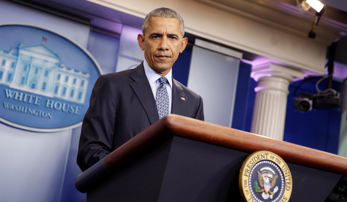 When Is Obama Going to Speak Up? | National Review
