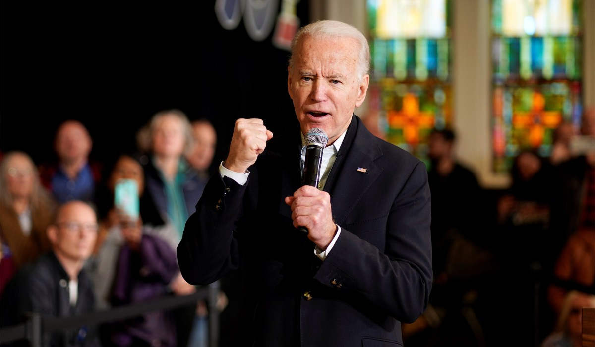 Joe Biden's Incoherent Second Amendment Rant | National Review