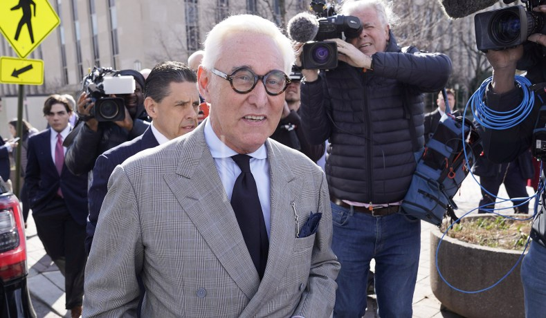 The Roger Stone Double Standard National Review