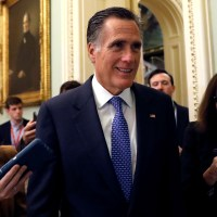 Romney Dismisses Republican Claim that Impeachment Would Be 'Divisive'