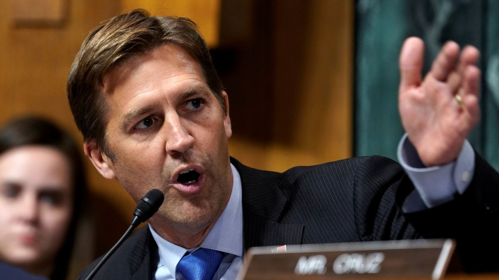 Sen. Sasse Calls Out Dems for Trying to Muddy Definition of Court Packing