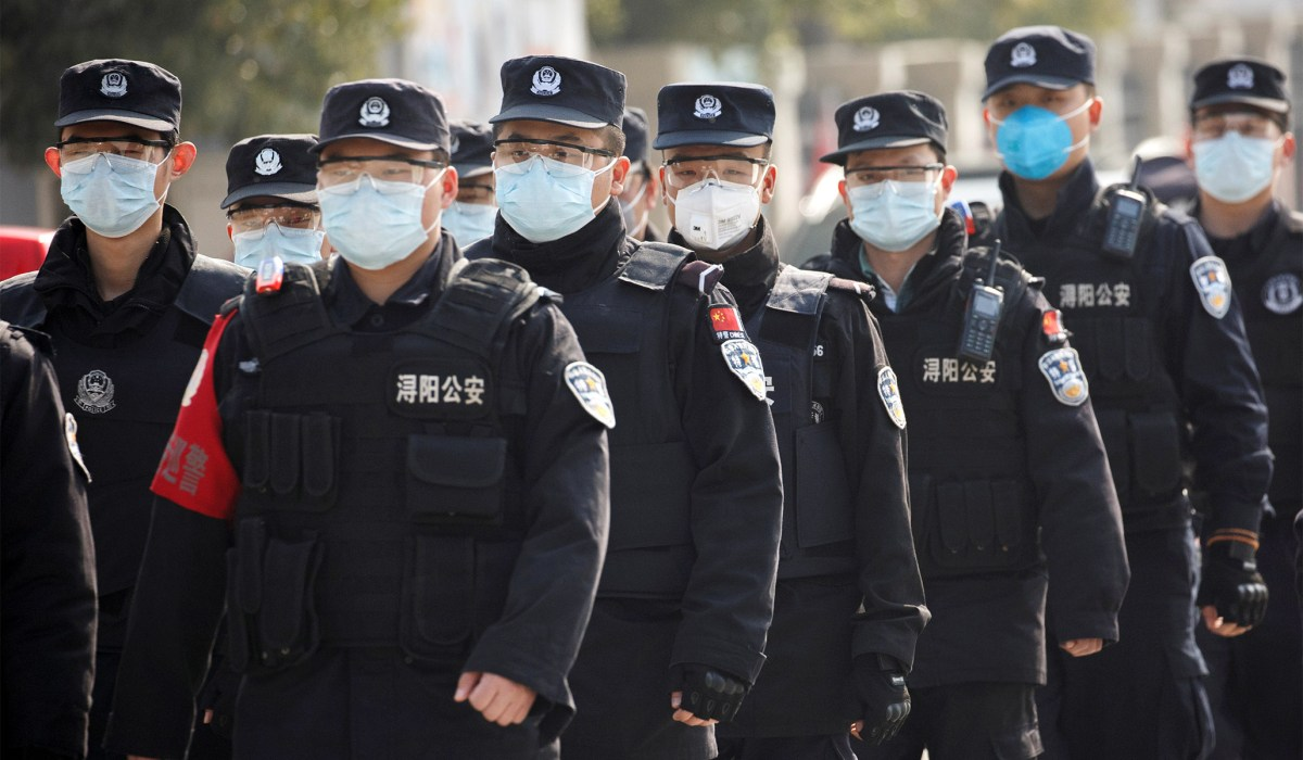U.S. Intelligence Concludes China Concealed Extent of Coronavirus Outbreak | National Review