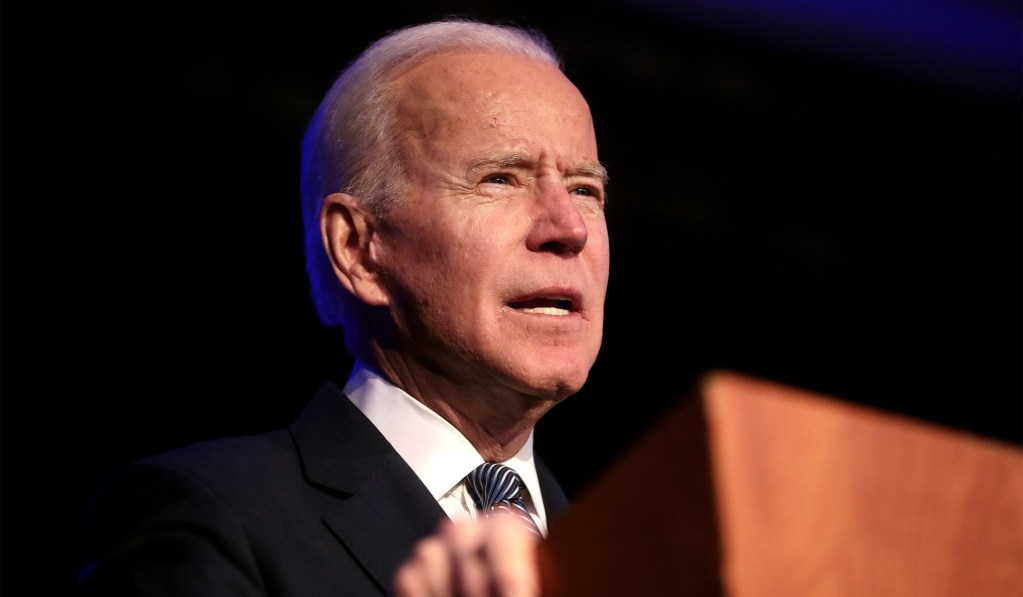 Biden Apologizes for Claiming That Undecided Black Voters 'Ain't Black'