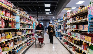 Consumer Prices See Largest Yearly Jump Since 2008 as Evidence of Inflation Mounts