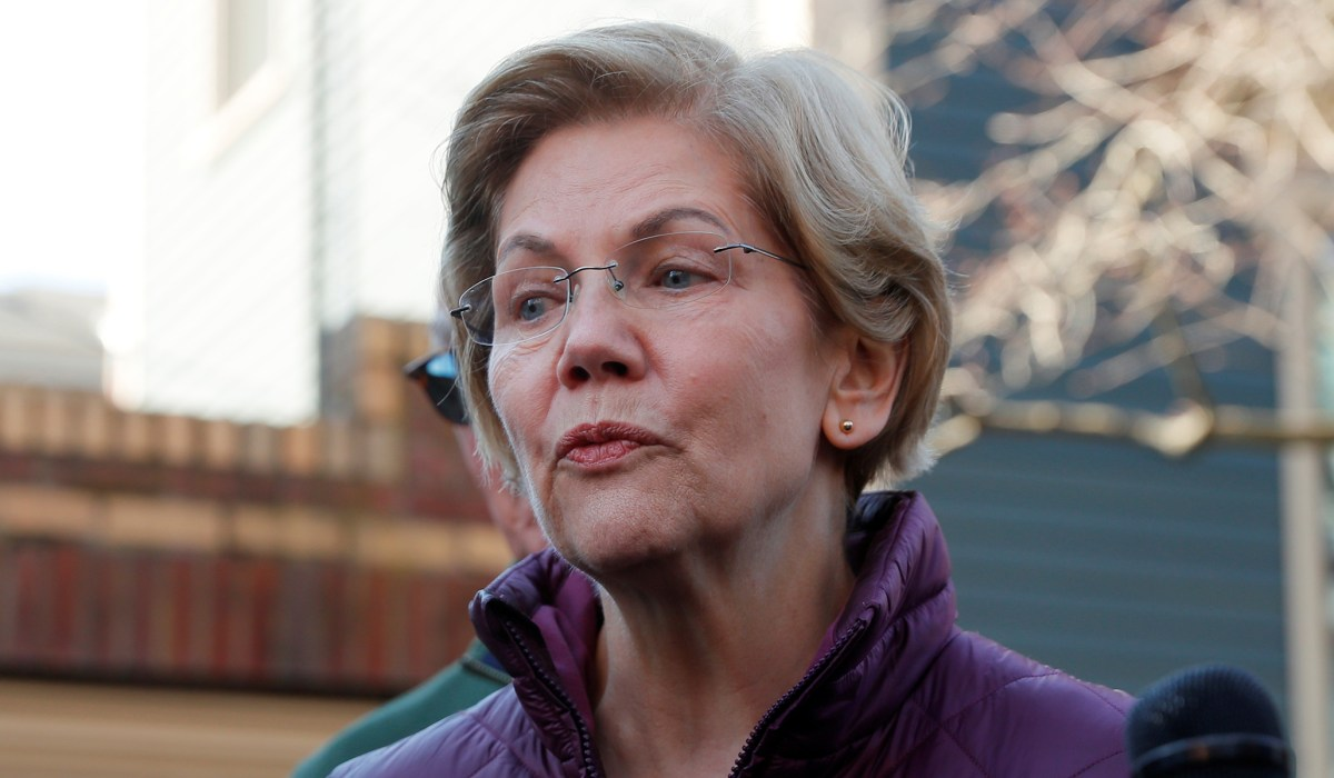 Warren Sells Out 'Medicare For All' in VP Bid | National Review