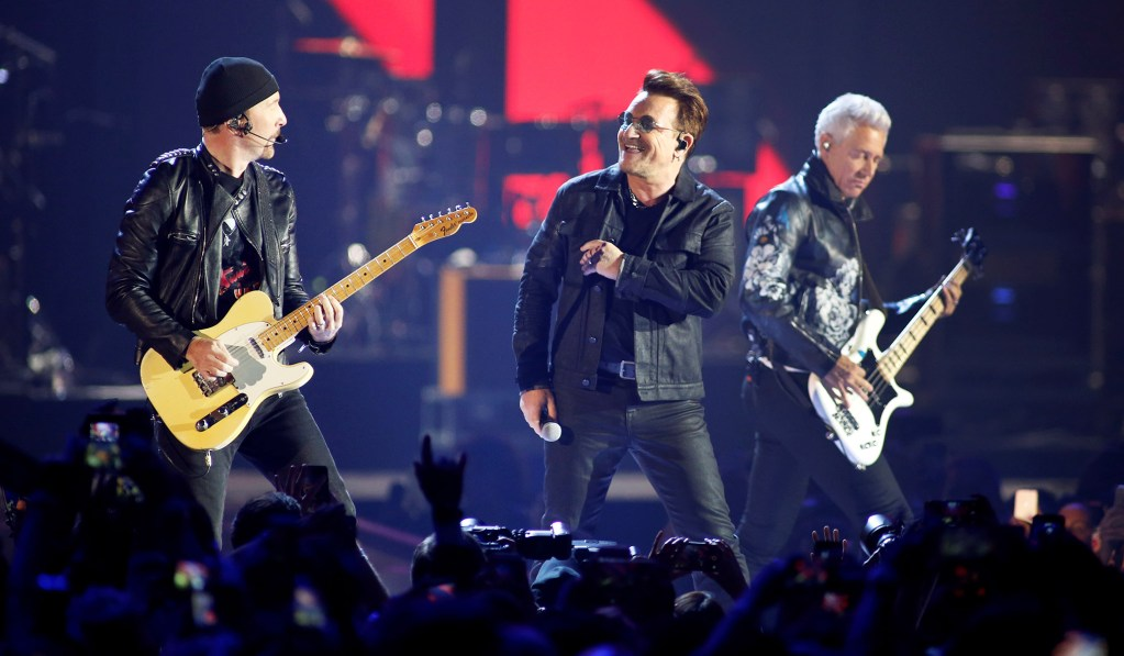 How a U2 Anthem Defined Generation X