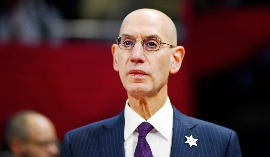 NBA Commissioner Hopes for 'Mutual Respect' with China after Hong Kong Row