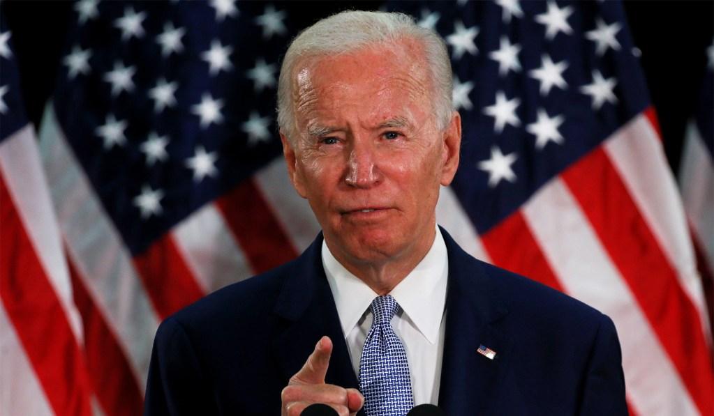 Biden: Make America Great Again