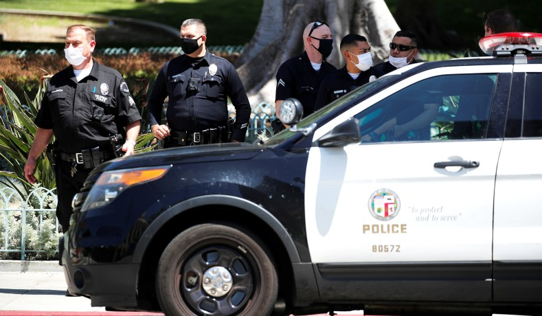 Homicides in Los Angeles Increase 250 Percent from Previous Week