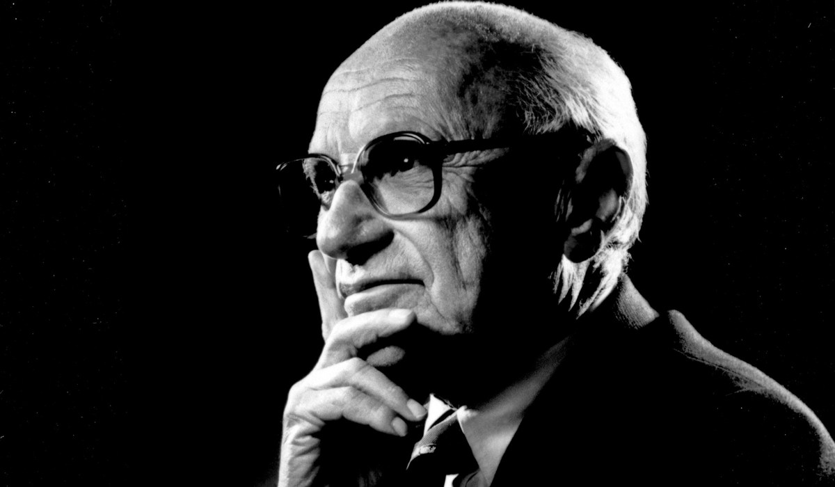 A Reasoned Response to a Vicious Screed Against Milton Friedman   National Review