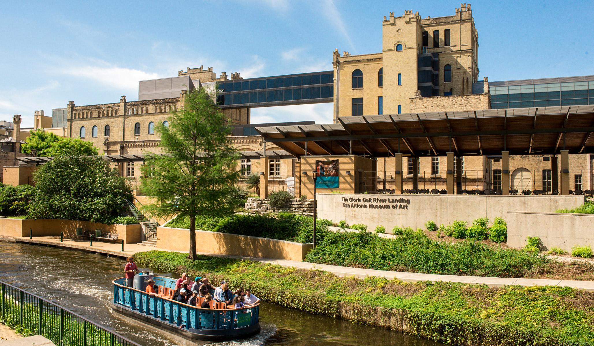 The San Antonio Museum of Art Opens Its Doors thumbnail