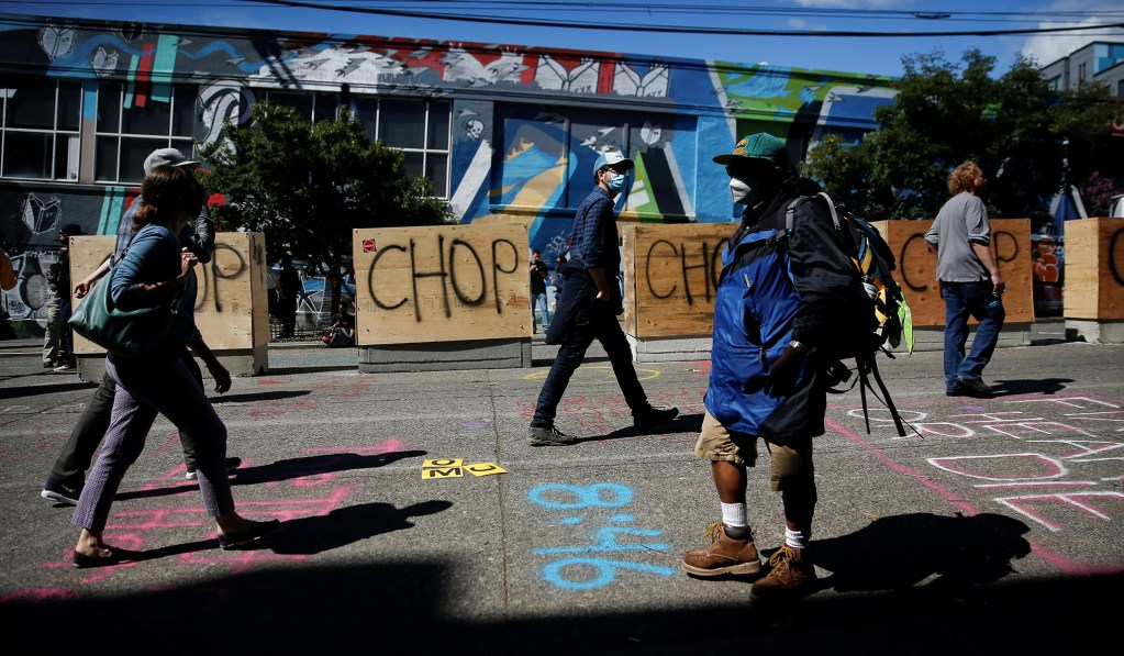 Seattle's 'Autonomous Zone' Sees Second Shooting in 48 Hours