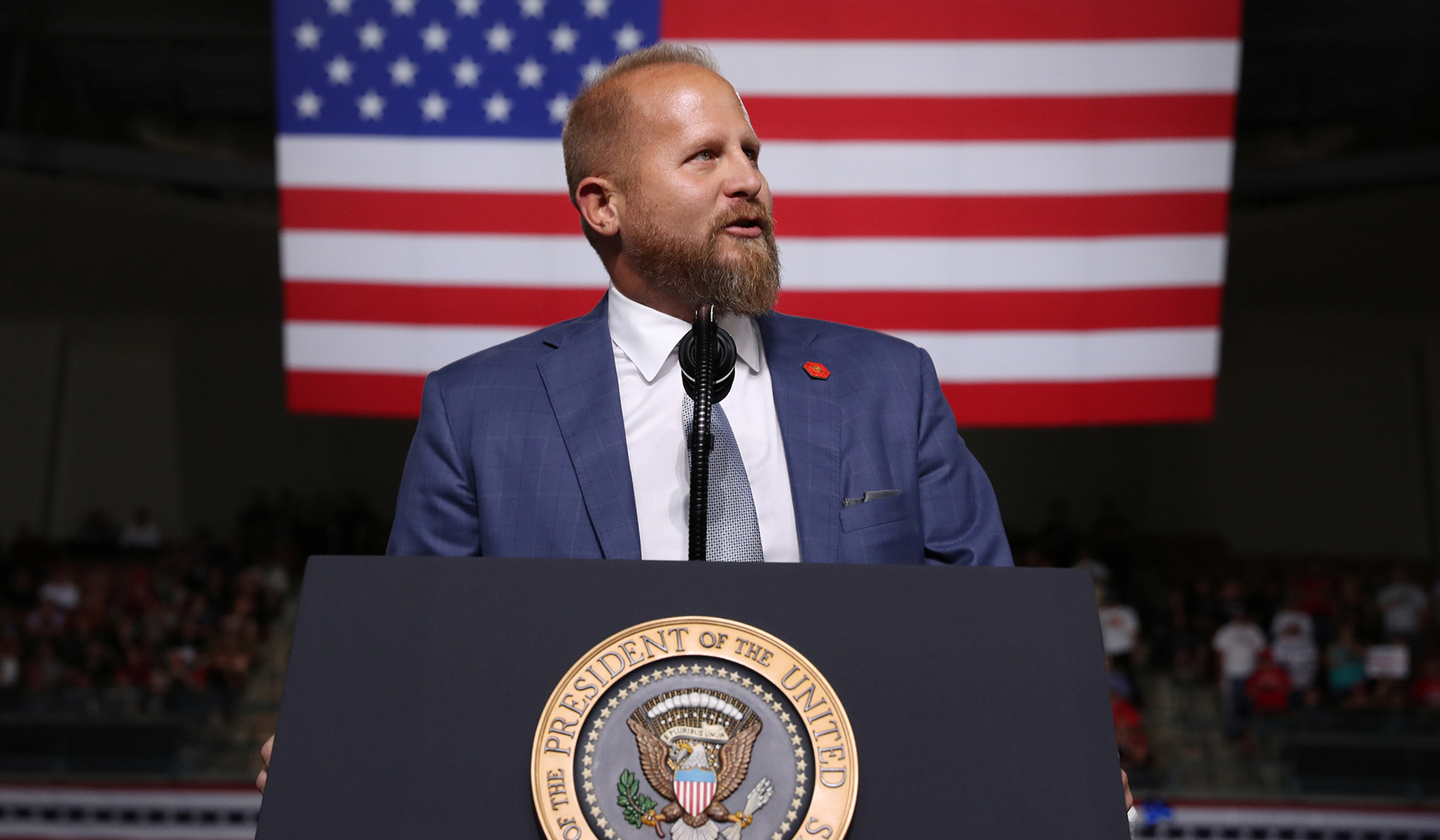 Police Arrest Former Trump Campaign Chief Brad Parscale after Apparent Suicide Attempt thumbnail
