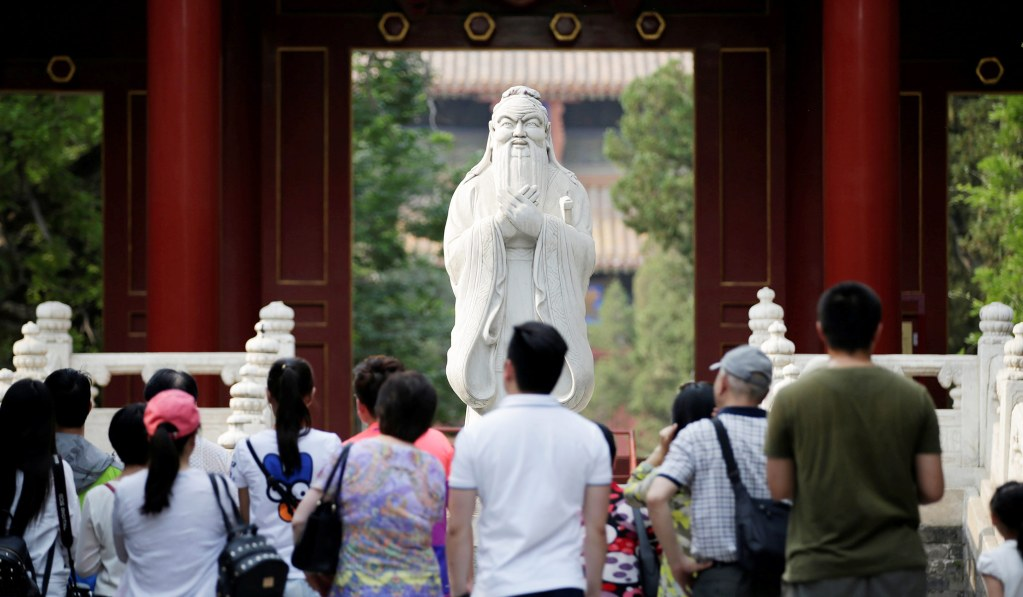 Xu Zhangrun and the Chinese Communist Party's Betrayal of Confucius