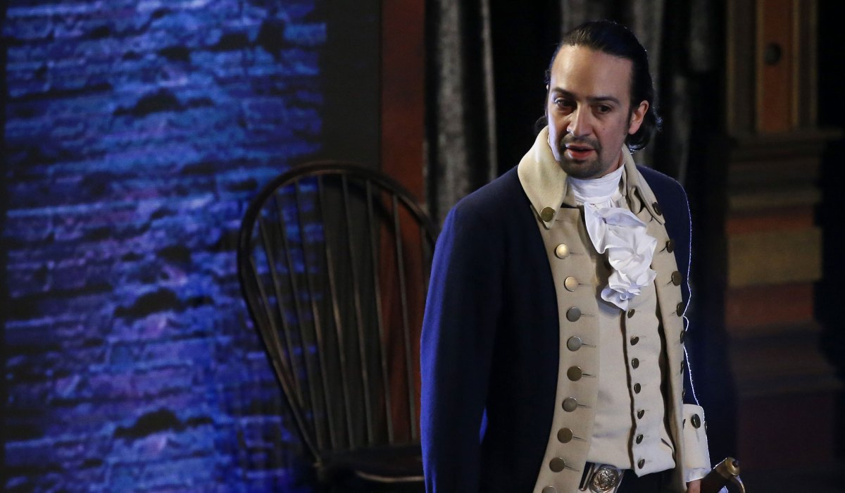 Lin-Manuel Miranda's Lesson in Invisibilization, Unlocking Doors with Keys, and Other Cardinal Sins | National Review