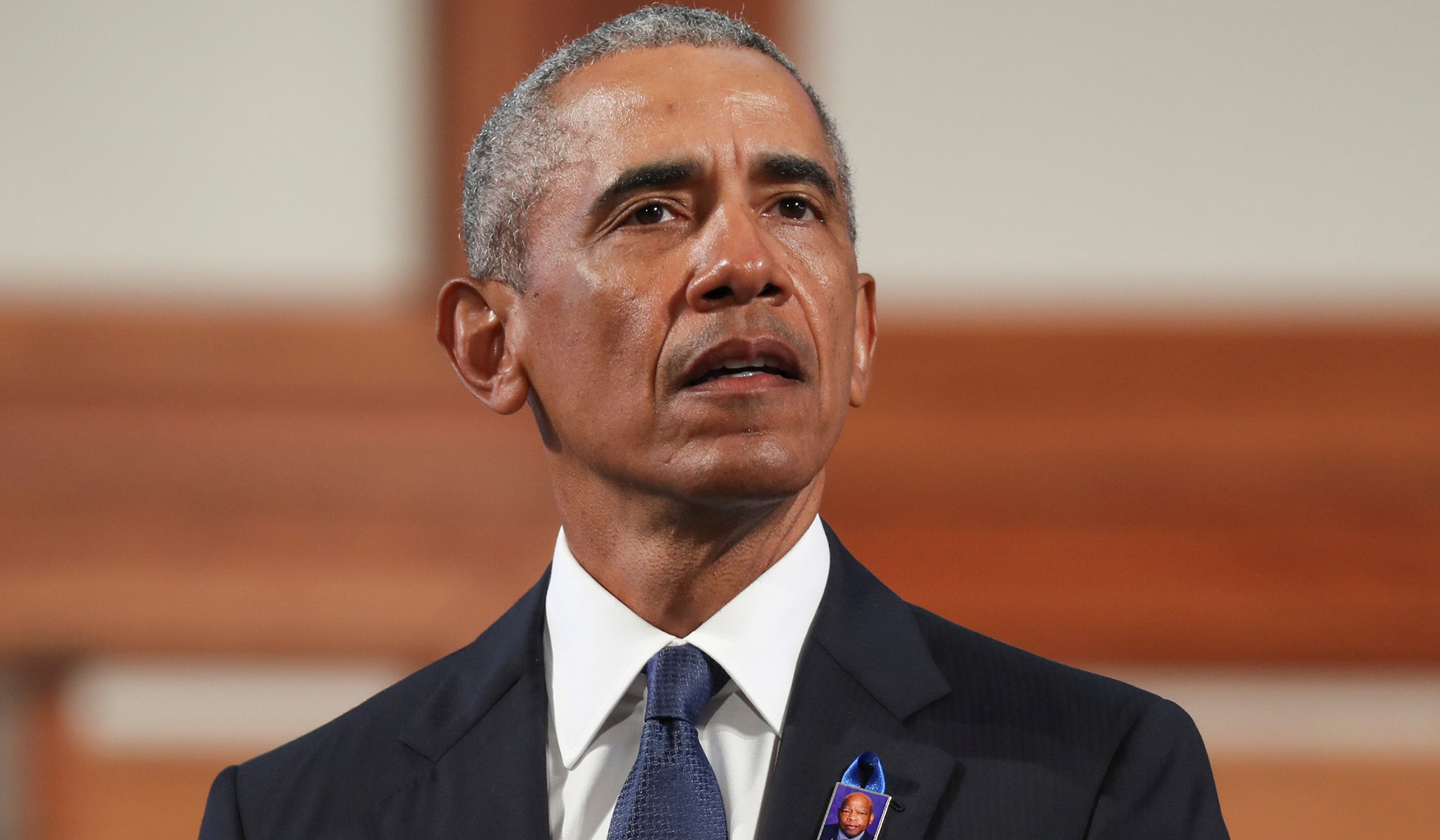 Obama Labels Filibuster a 'Jim Crow Relic,' Supports D.C. and Puerto Rico Statehood thumbnail