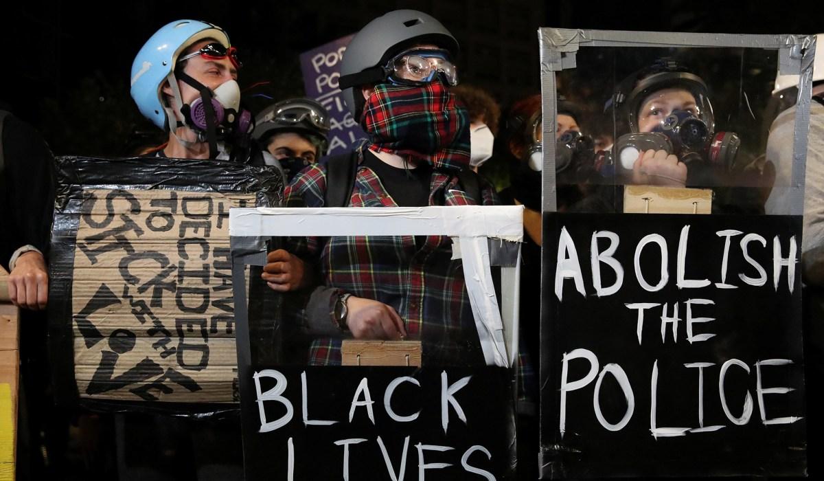 Portland Police Chief Slams Incomprehensible Violence, Says Rioters...