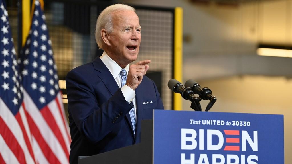 The Amorphous Biden Doctrine