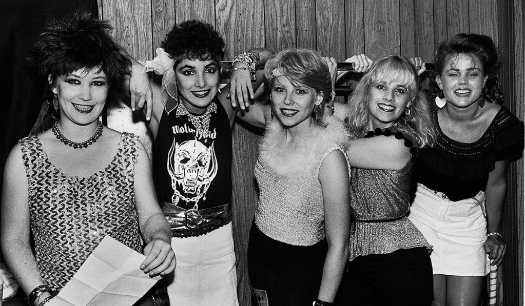 How Can You Not Love the Go-Go's?