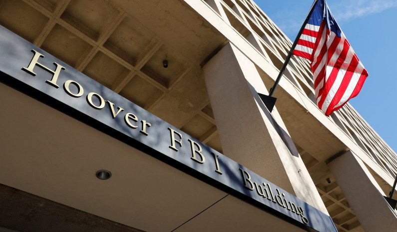 Capitol 'Terrorism' Commentary by Former Counterintelligence Chief Highlights FBI's Politicization Problem