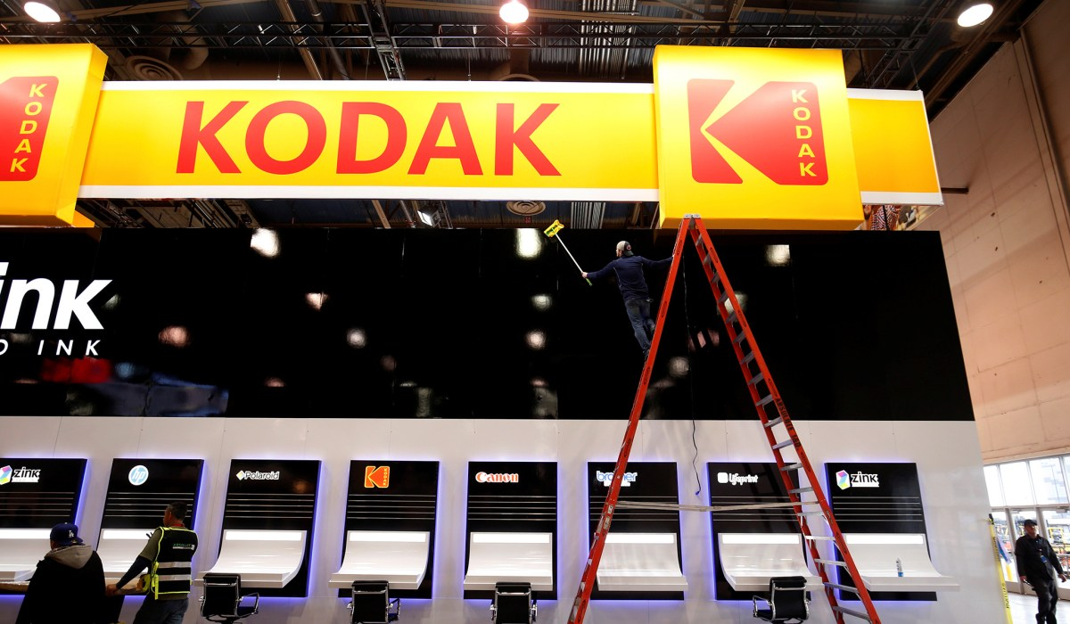 Cronyism, Kodak, and DFC | National Review
