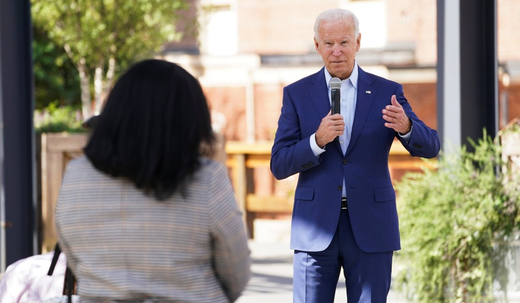 Seriously, Can We Talk about Joe Biden Now?