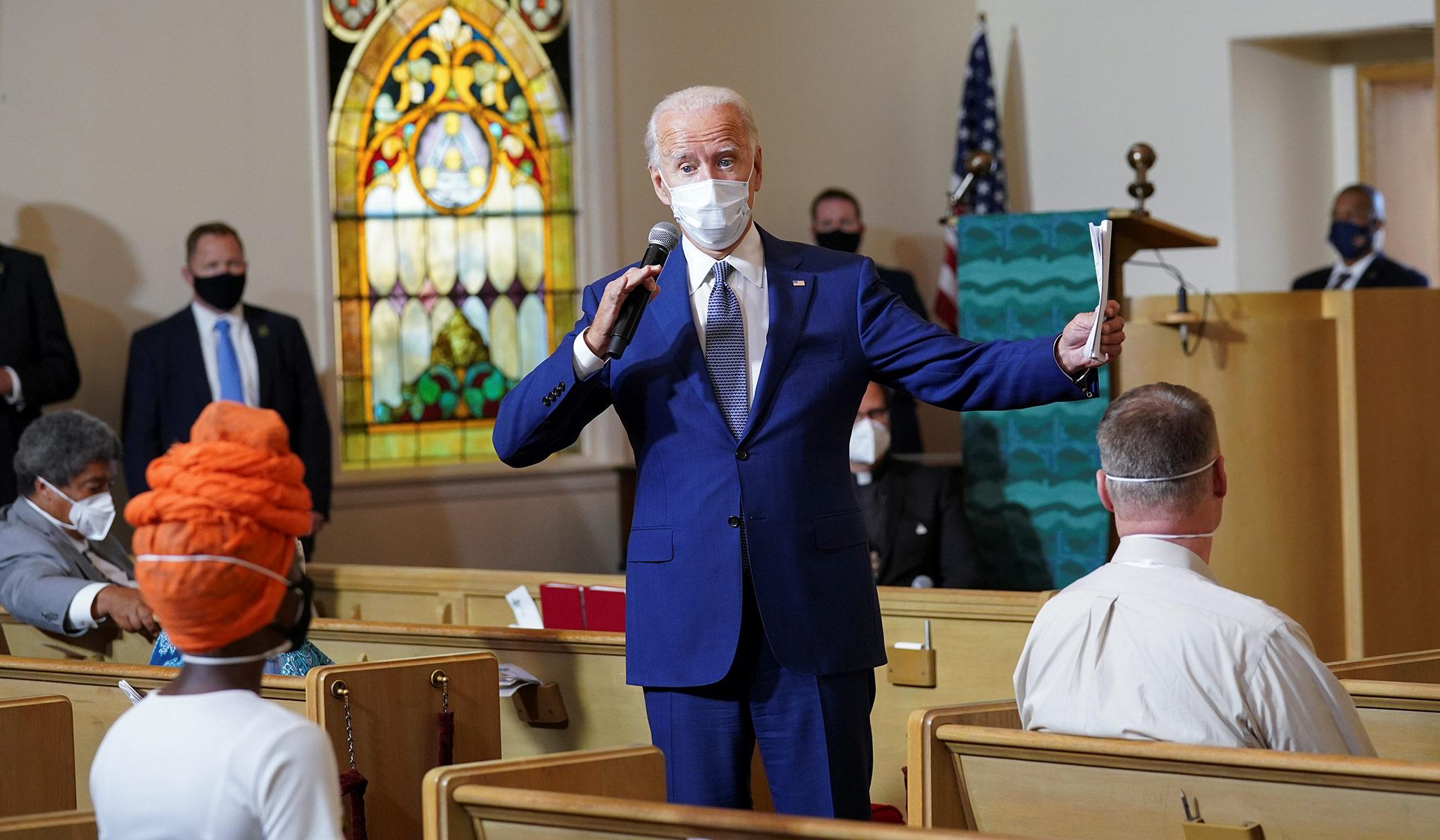 Why Joe Biden Really Went to Wisconsin thumbnail