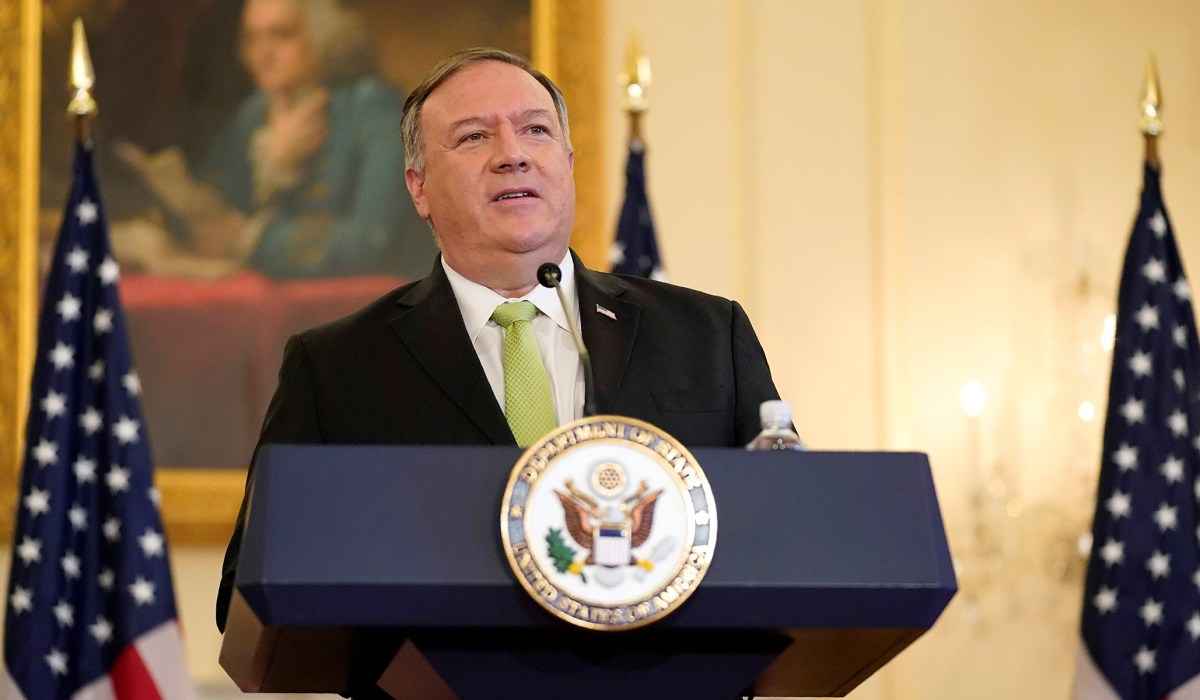 Mike Pompeo's Wisconsin Visit Was about China, Not Trump's ...