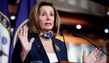 Pelosi Dodges on Whether 15-Week Unborn Baby Is a 'Human Being'