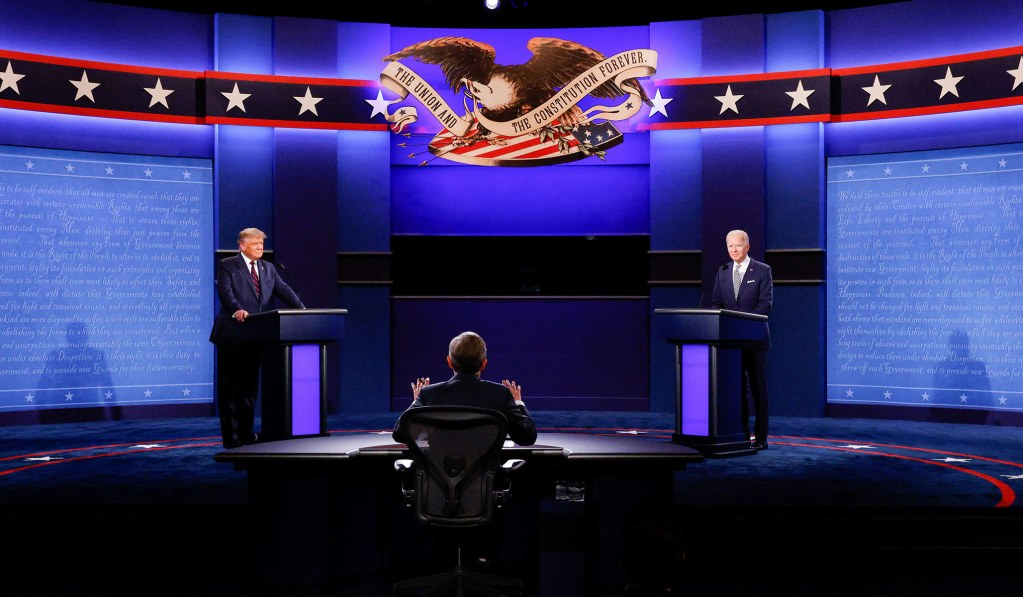 Commission on Presidential Debates Cancels Oct. 15 Debate thumbnail