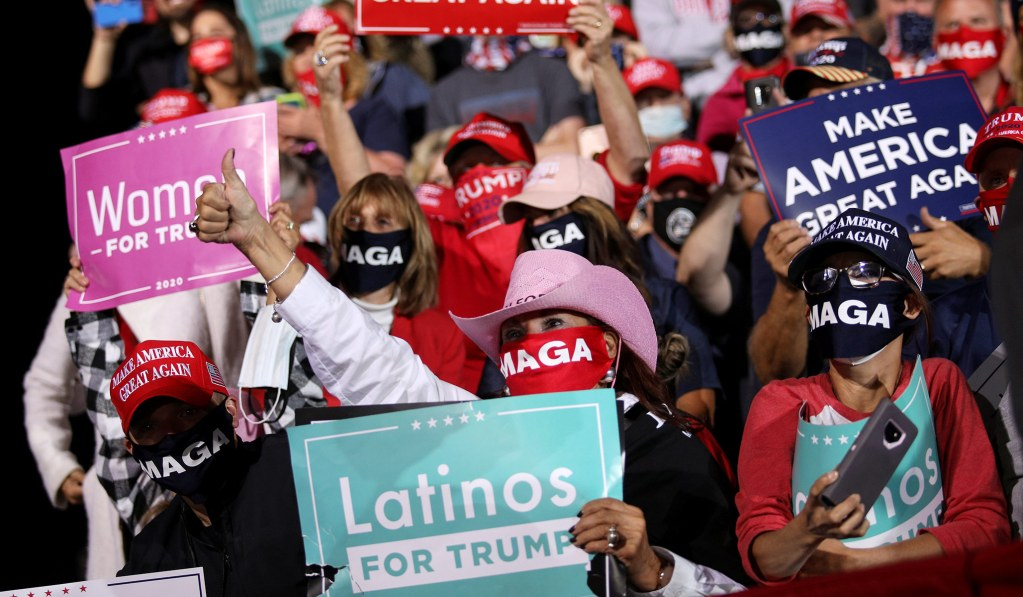 Trump's Surprising Appeal among Hispanics