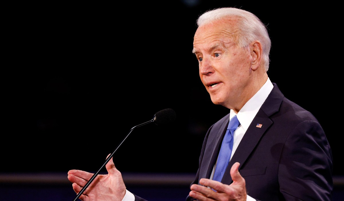 Biden Declares He Would 'Transition' America Away from Oil Industry during Debate | National Review