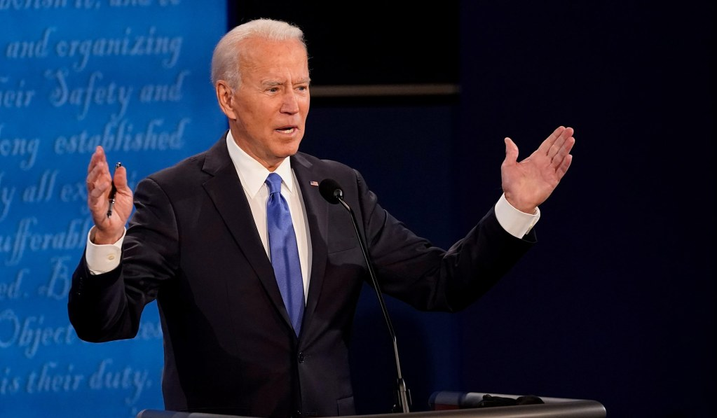Biden Confronted at Debate over Hunter's Dealings, Issues Blanket Denials thumbnail