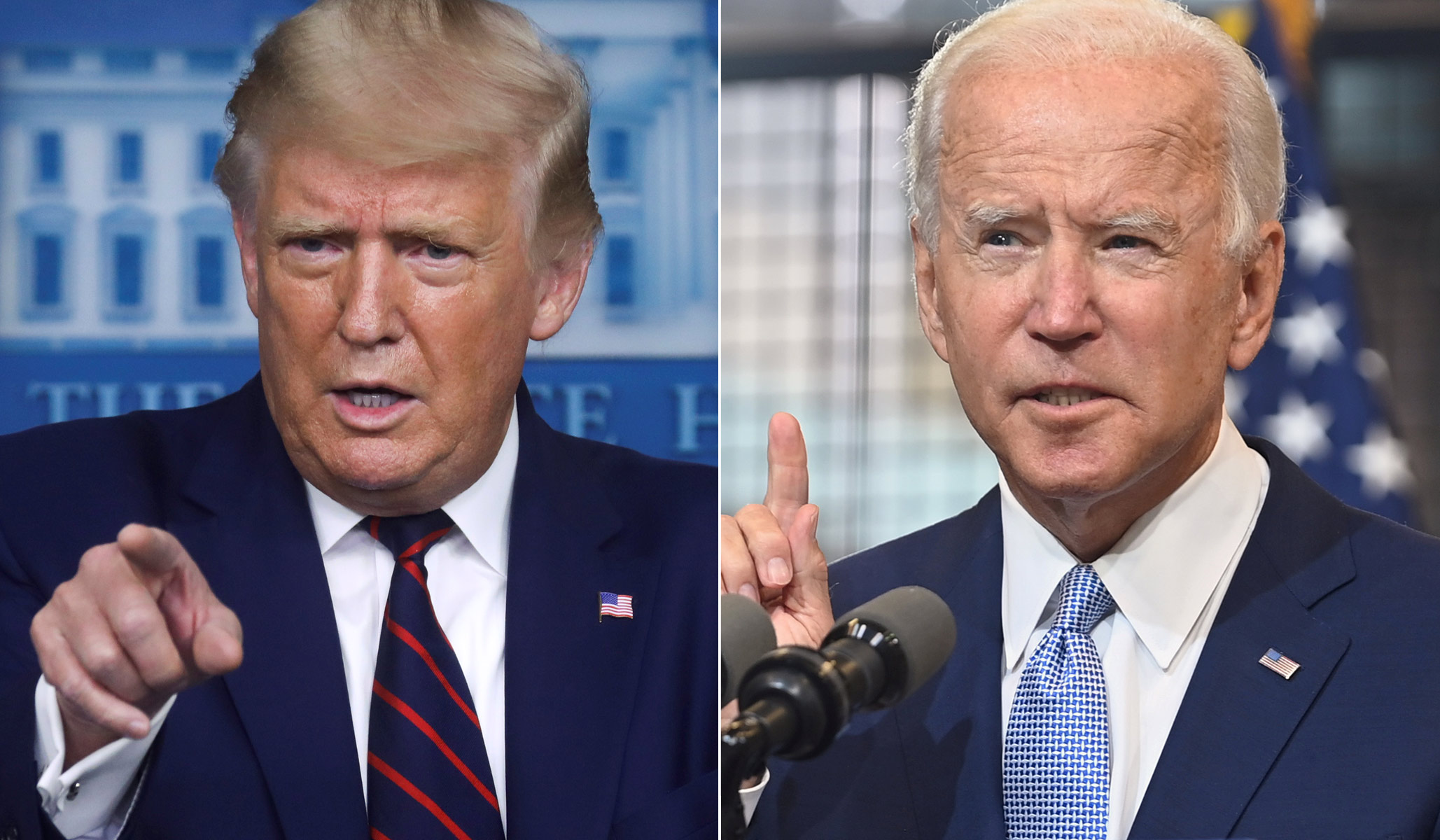 Donald Trump vs. Joe Biden: Foreign Policy, Domestic Policy, Character & Transparency | National Review