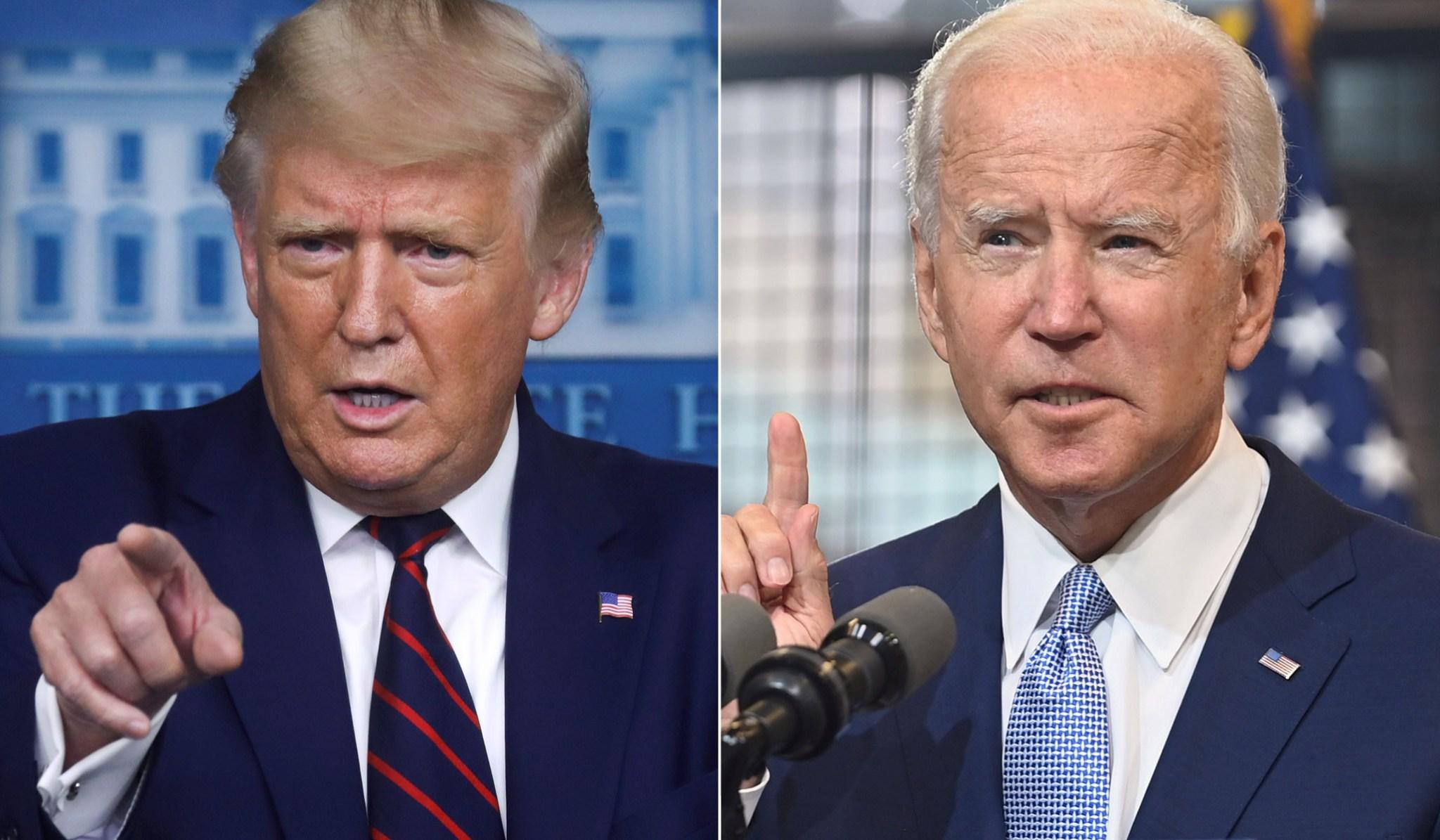 Trump vs. Biden: A Rundown