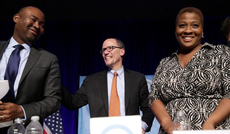 Lindsey Graham Challenger Jaime Harrison Raises More Than $22 Million in Two Weeks