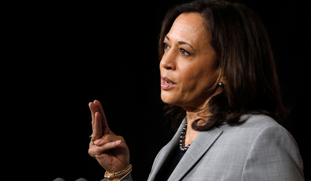 CNN Suggests Harris Is 'Presumed Frontrunner' for 2024, Biden May Serve Only One Term thumbnail