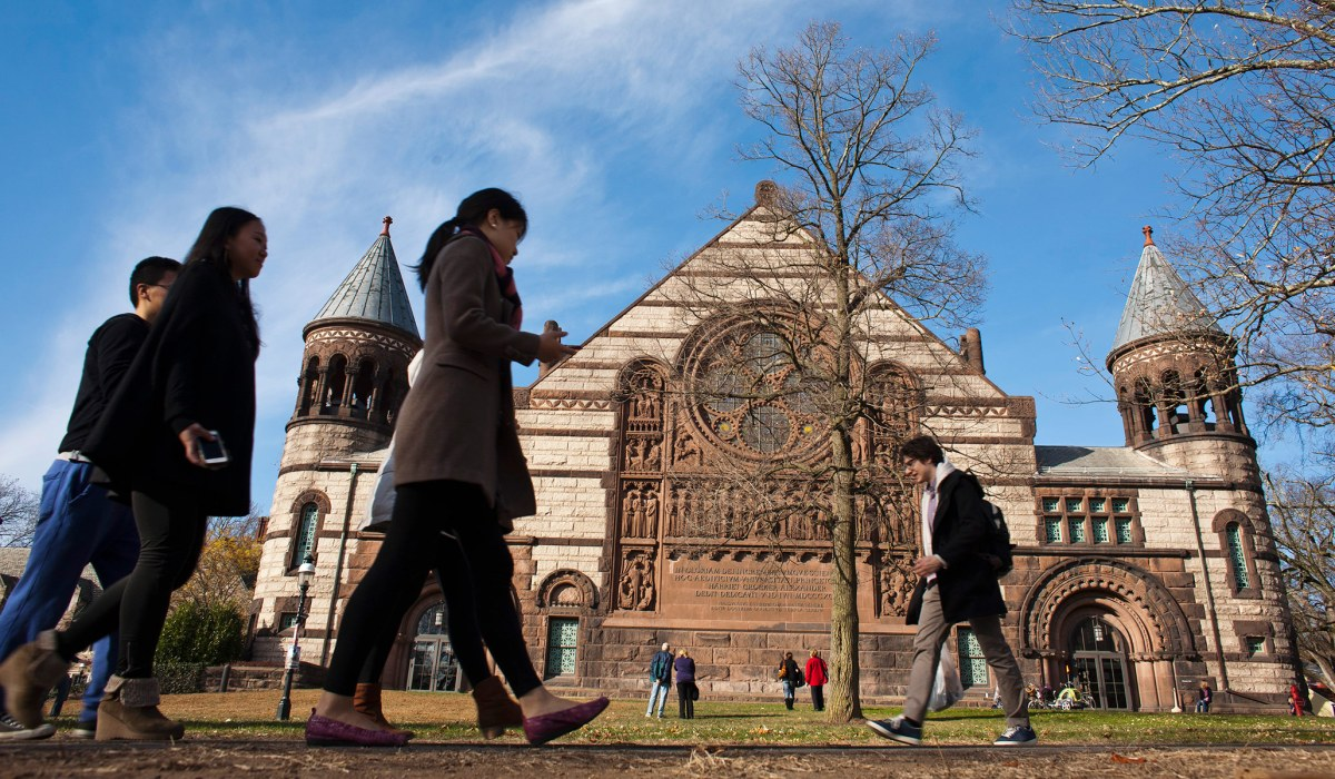 Princeton University Policy: Political Protests, Yes; Church, No | National Review