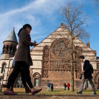 Princeton University Policy: Political Protests, Yes; Church, No