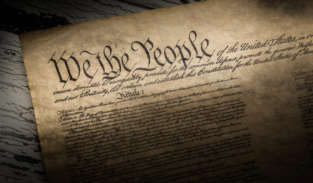 Congress v. the Constitution thumbnail