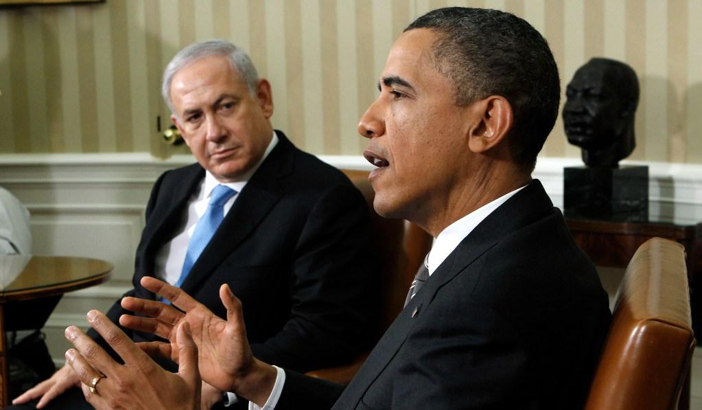 Obama's Simmering Resentment of Benjamin Netanyahu