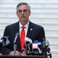 Top Georgia Official Slams CEOs for Caving to 'False Narrative' around Voting Law
