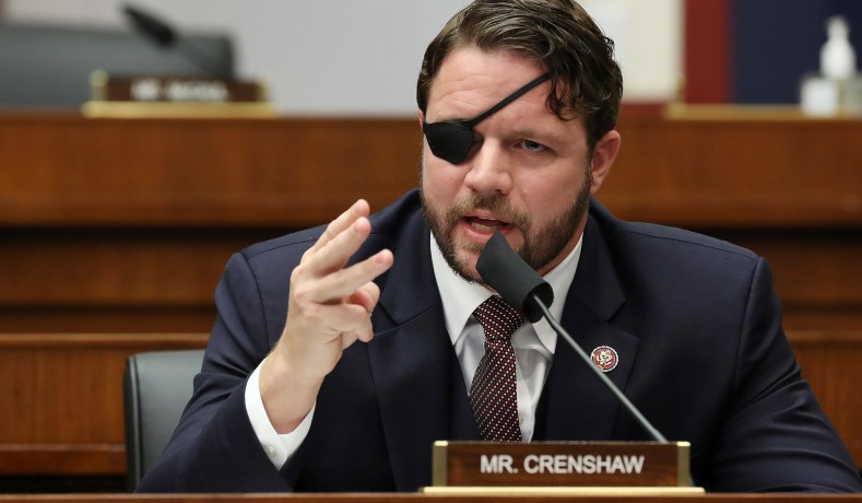 Dan Crenshaw Condemns Fellow Republicans for 'Lying' to ...