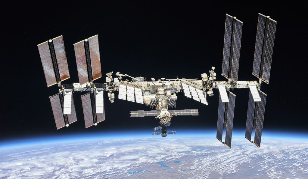 Don't Abandon the International Space Station